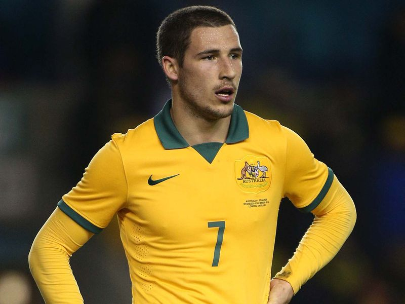 Image result for mathew leckie
