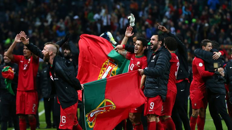 Portugal: Players named for World Cup