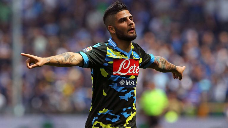 Lorenzo Insigne: Not for sale this summer