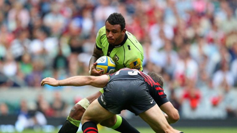 Courtney Lawes: Relishing the challenge of facing up to New Zealand in two Test matches