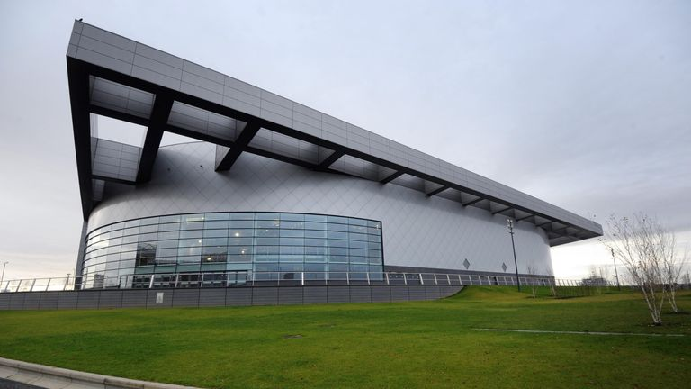 The Sir Chris Hoy Velodrome will host the 2023 UCI Cycling World Championships