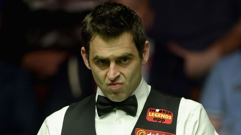 O'Sullivan opens his bid for a sixth world title against a qualifier