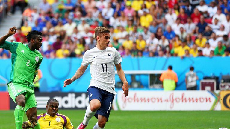 Yobo: Own goal against France