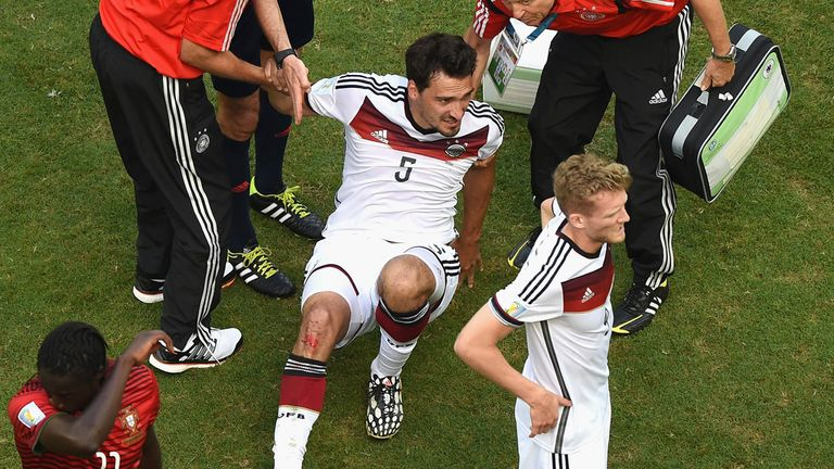 Mats Hummels: Hopeful his World Cup is not over