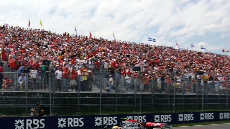 Ten more years for F1 in Canada