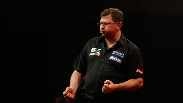 James Wade: Came through the qualifiers in Crawley just to make the main draw