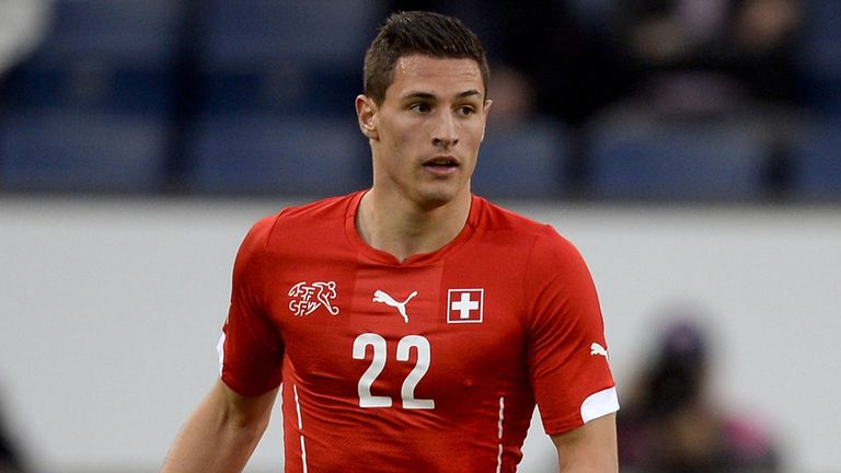 Fabian Schar is one of several defenders linked with a move to Arsenal