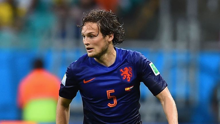 Daley Blind: Ajax defender would consider Manchester United move