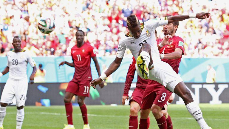 John Boye: Ghana defender scored an own goal