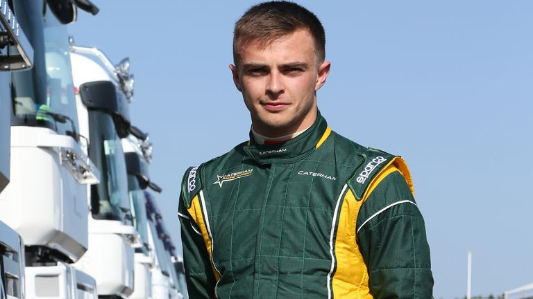 Will Stevens: Will test for Caterham at Silverstone
