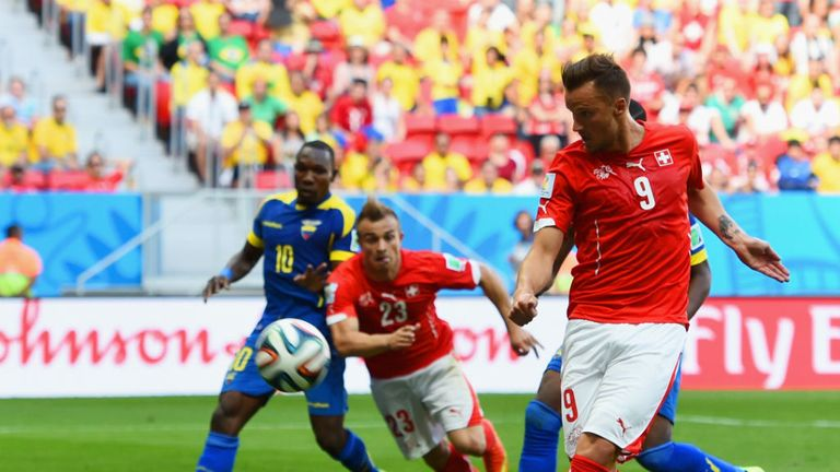 Haris Seferovic: Dramatic twist