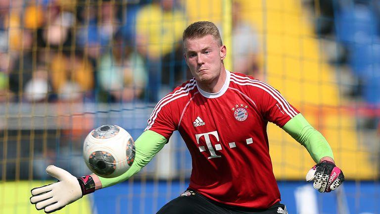 Lukas Raeder: Confirmed his Bayern Munich exit