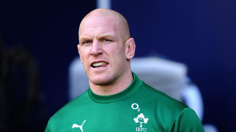 Paul O'Connell: Expects Ireland to get better under Joe Schmidt