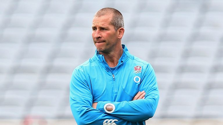 Stuart Lancaster: Excited about the latest challenges for his team