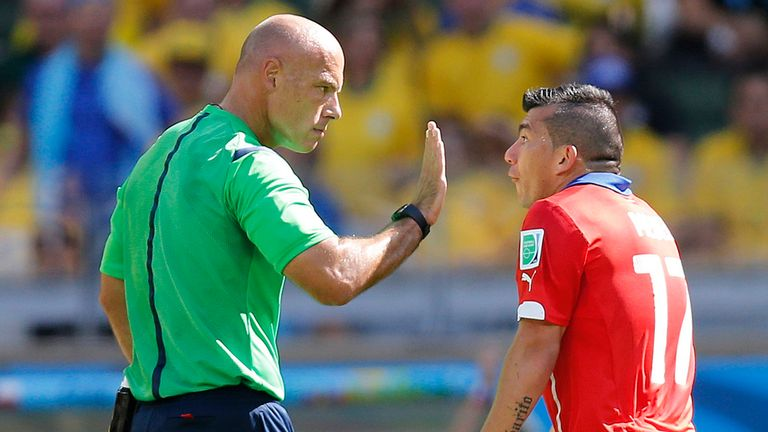 Howard Webb: Has retired from refereeing after 25 years