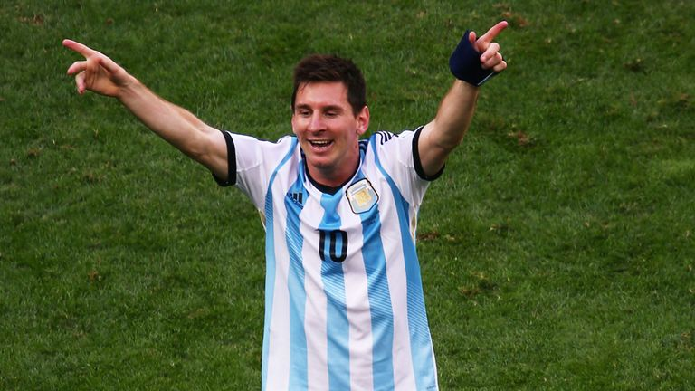 Messi: Barcelona star continues to deliver at key moments for Argentina