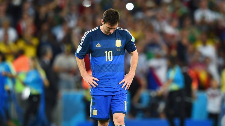World Cup Final  Was Lionel Messi really a disappointment in Brazil or have  we just become numb to his genius  cc18fd8b8