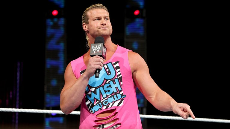 Dolph Ziggler sees the Intercontinental Title as a huge stepping stone