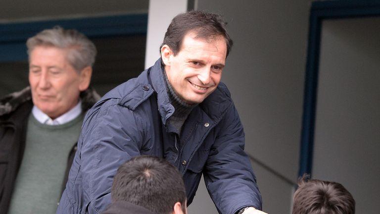 Massimiliano Allegri: New Juventus boss