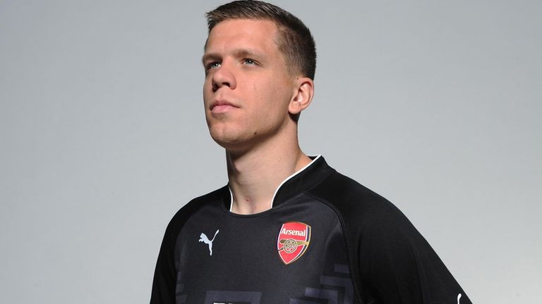 Wilson says the Gunners should keep faith with Szczesny