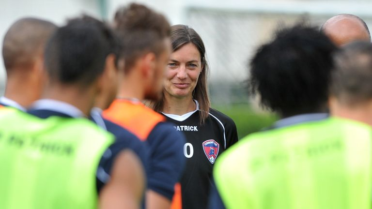 France boss Corinne Diacre will try and lift the World Cup on home soil next year