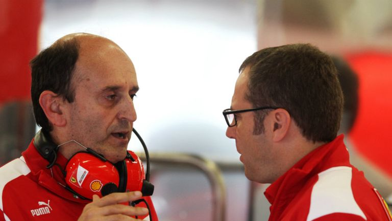 Luca Marmorini: Ferrari confirm his departure