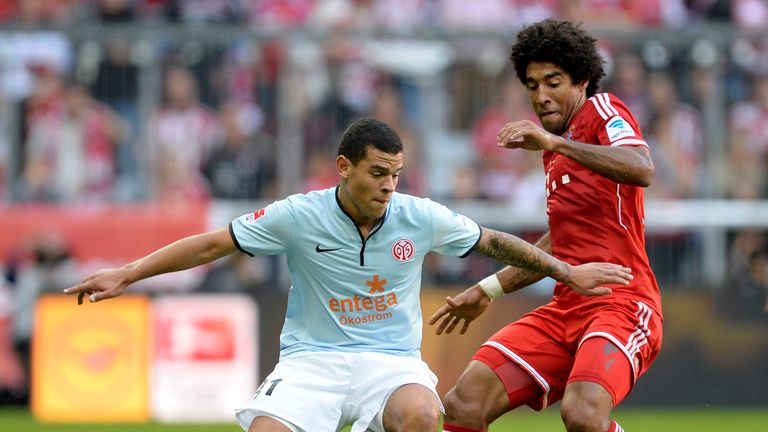 Shawn Parker: The Germany U21 sytiker grabbed his only goal of last season against Bayern Munich