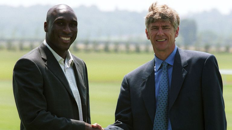 Sol Campbell's Bosman move from Tottenham to Arsenal is perhaps the most high-profile - and successful - free transfer in Premier League history