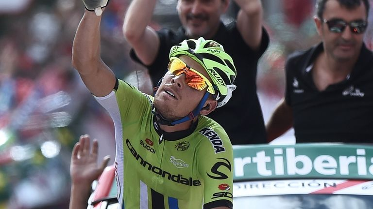 Alessandro De Marchi claimed the stage win