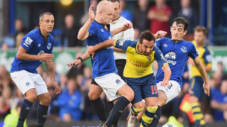 Merse has tipped his former club Arsenal to see off Everton on  Sunday at the Emirates