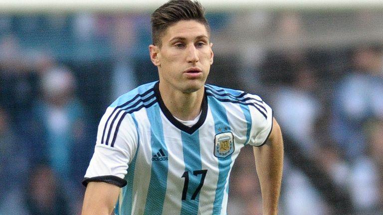 Federico Fernandez has 32 caps for Argentina