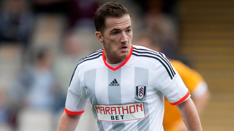 Ross McCormack: Opened the scoring for Fulham