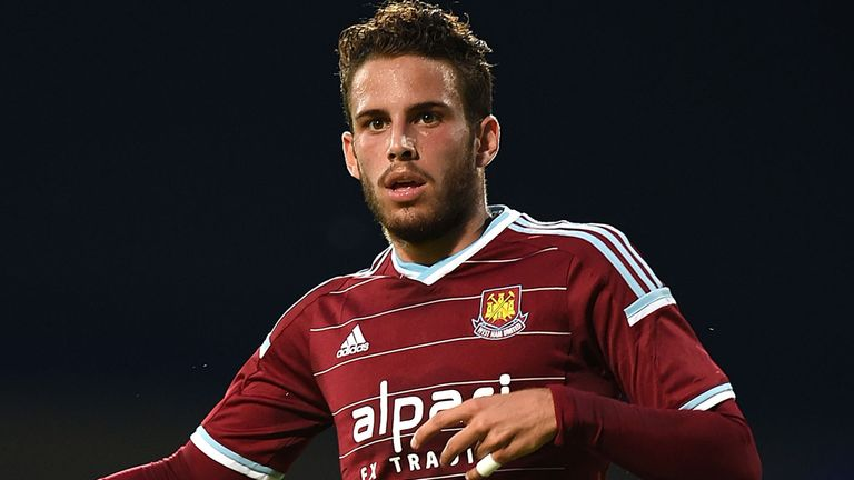 Diego Poyet: Teenager joined West Ham United last month