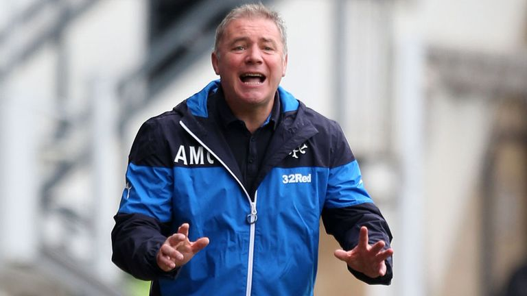 Ally McCoist insists Celtic goalkeeper Craig Gordon was offered a deal to sign for Rangers.