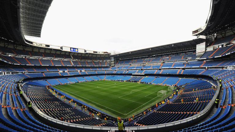 Real Madrid to donate €1m to Spanish support projects