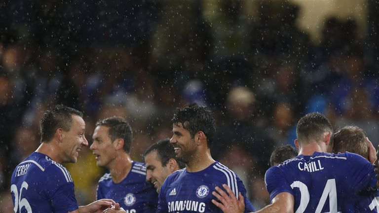 Chelsea: kick off their campaign at Burnley