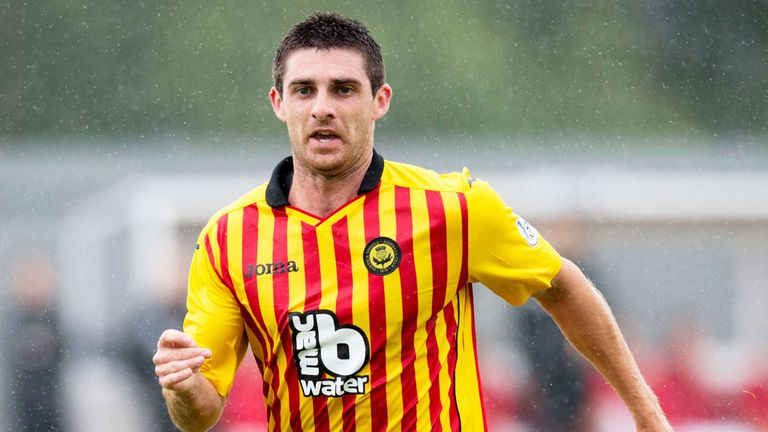 Kris Doolan scored the only goal of the game to give Partick a win over Morton