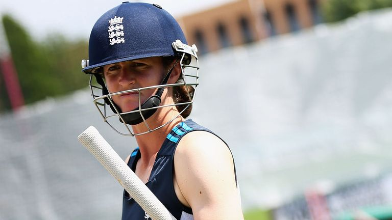 Lydia Greenway: 'we've prepared as well as we can for the Test'