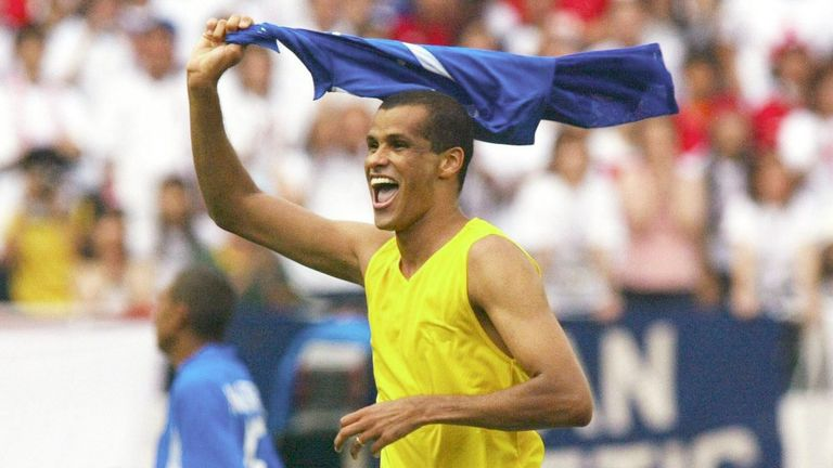 Rivaldo was the 1999 world footballer of the year