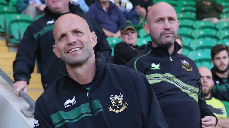 Jim Mallinder: A challenging few weeks for the Saints director of rugby