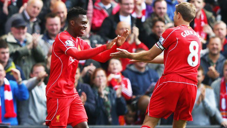 Sturridge added Liverpool's second
