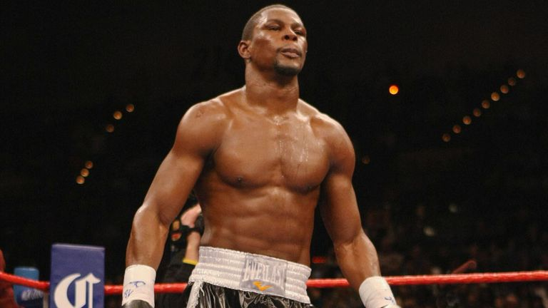 Former undisputed middleweight champion Taylor defeated Bernard Hopkins to win all four major titles in 2005