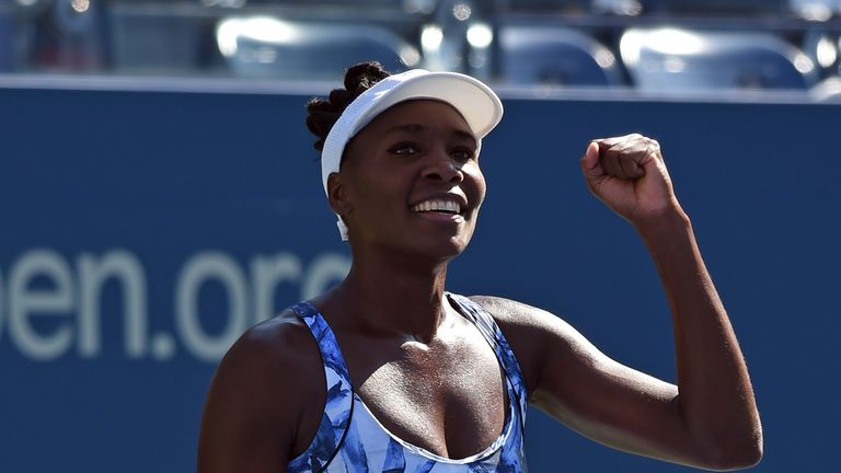 Venus Williams: Was too strong for fellow veteran Kimiko Date-Krumm