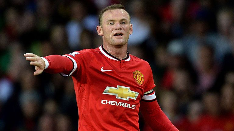 Rooney: New Manchester United captain