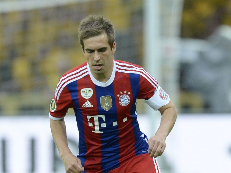 new product 32bdb 97136 Philipp Lahm - Bayern Munich | Player Profile | Sky Sports ...