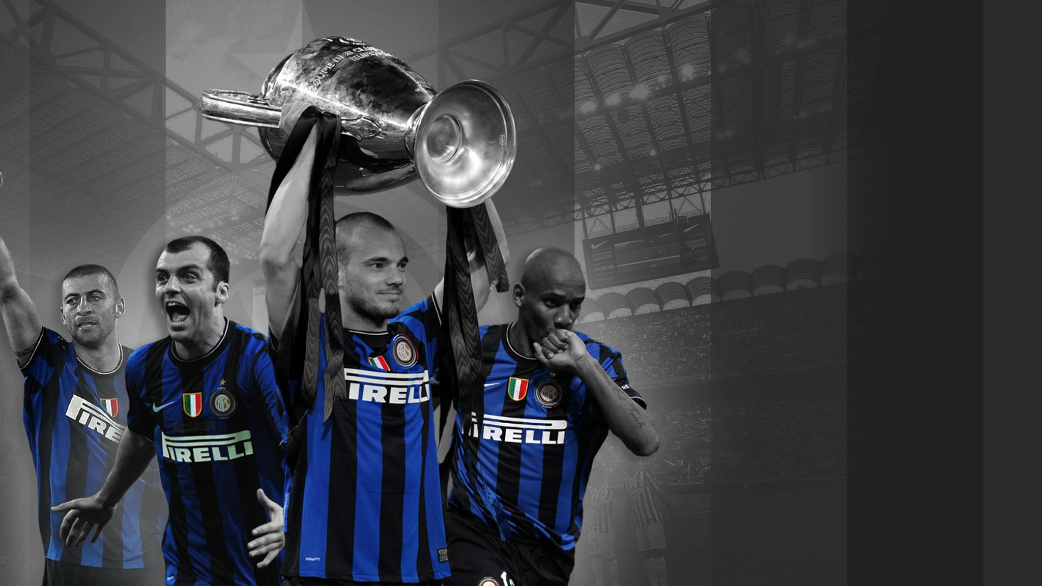 Inter's 2010 Champions League side: Where are they now? | Football ...