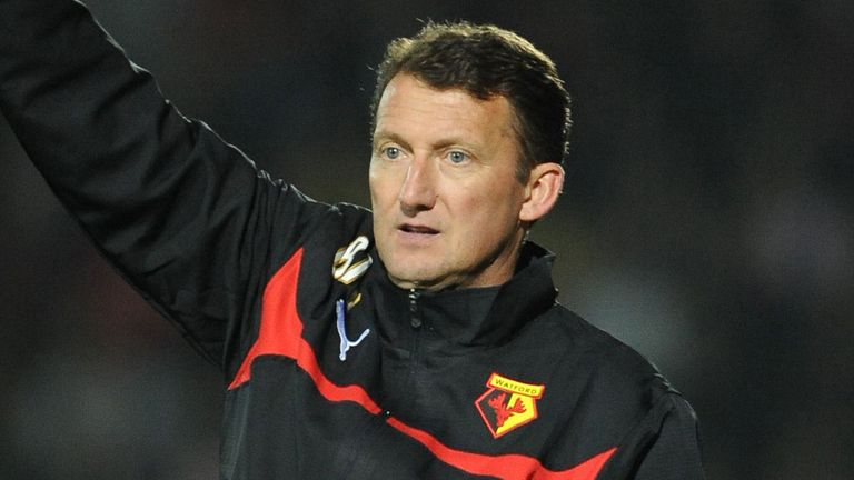 Billy McKinlay: Took charge of only two games at Watford