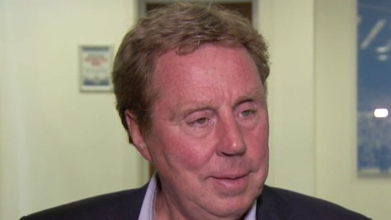 Harry Redknapp: We need one or two players in January