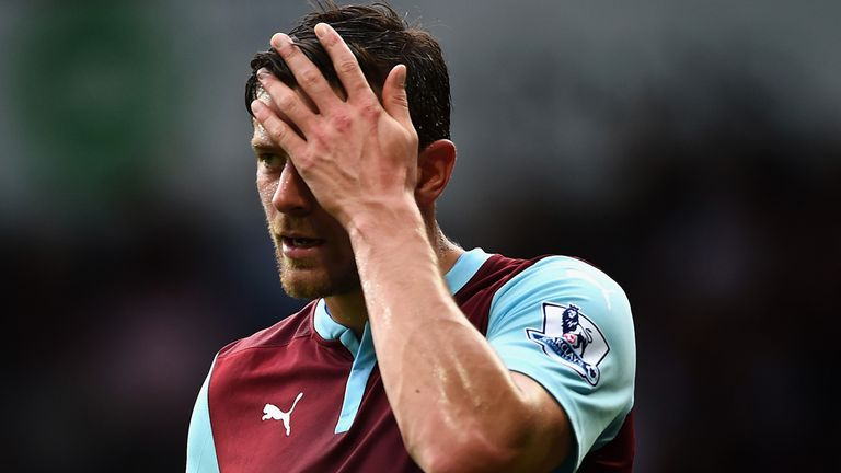 Burnley: drew 0-0 for three games in a row