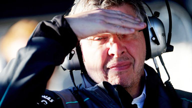 Ross Brawn: One of the engineers to work under Head
